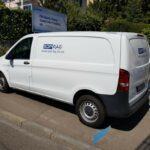 Lieferungswagen_Soprag Reinigung